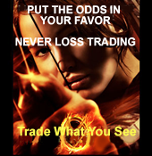 Trade with the odds in your favor