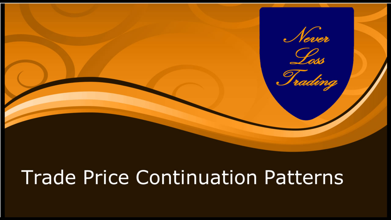 Trade Price Continuation Patterns with TradeColors.com